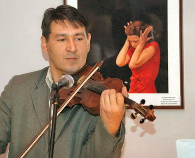 Волшебные звуки скрипки...   Фото: Sensum.Club.