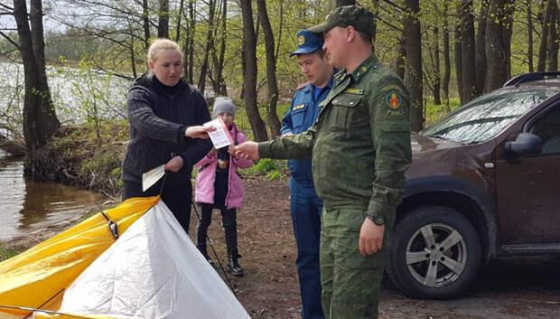 Свыше 200 нарушений лесного законодательств обнаружили в Подмосковье на прошлой неделе