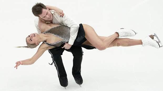 Синицина: «Очень сожалею, что не смогли показать наш новый произвольный танец. Боль была уже нестерпимой»