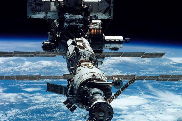 Россия небудет затапливать свой сегмент МКС после выхода из проекта