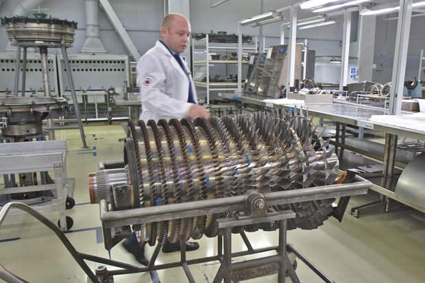Ротор компрессора высокого давления ПС-90А
