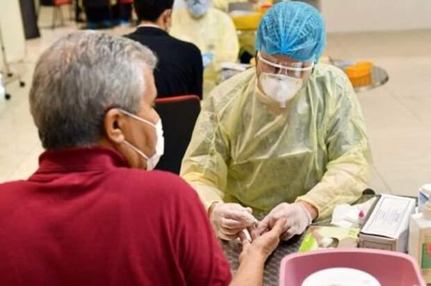 Emirates внедряет экспресс-тесты на коронавирус в аэропорту Дубая. Возможно это станет нормой во всех аэропортах мира