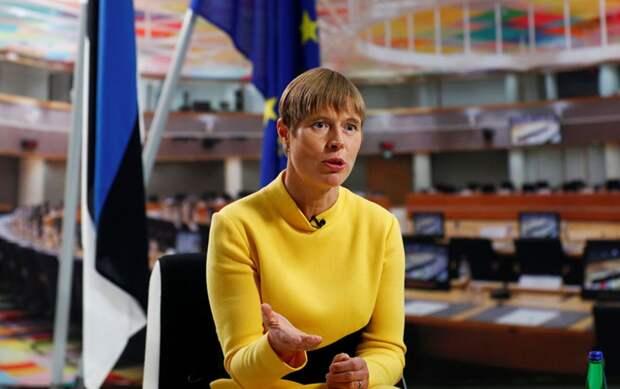Президент Эстонии: Инвестирование в Украину чревато потерей средств и собственности