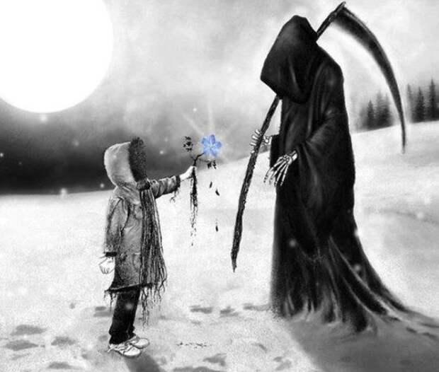 Как страх смерти заставляет нас поверить в высшие божественные силы?