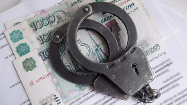 Преподаватель института Росгвардии задержан с поличным за взятку