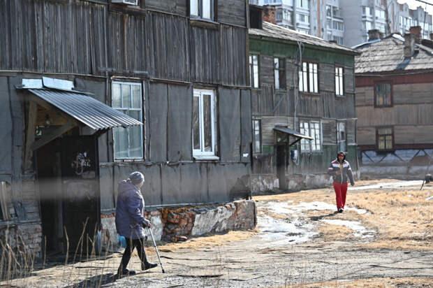 Якушев сказал, что будет вместо бараков на проспекте 60-летия Октября в Хабаровске
