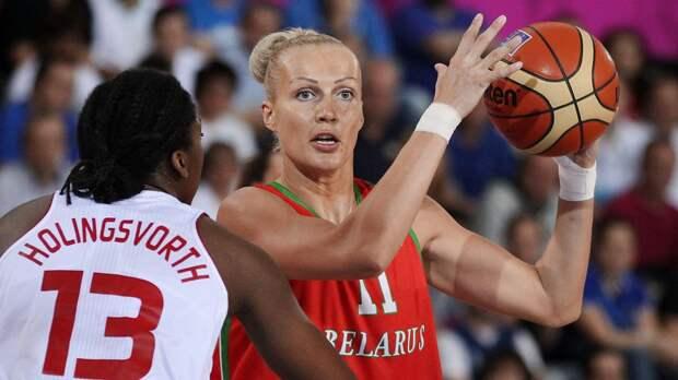 Белорусской баскетболистке Левченко, критиковавшей Лукашенко, продлили арест