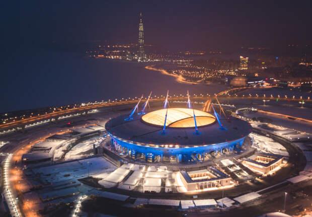 УЕФА объявил о переносе матчей Евро-2020 из Дублина в Санкт-Петербург