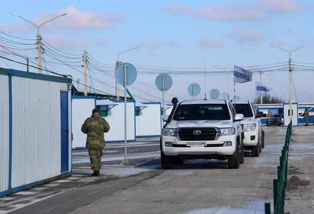ОБСЕ: число нарушений перемирия в Донбассе выросло более чем в 10 раз