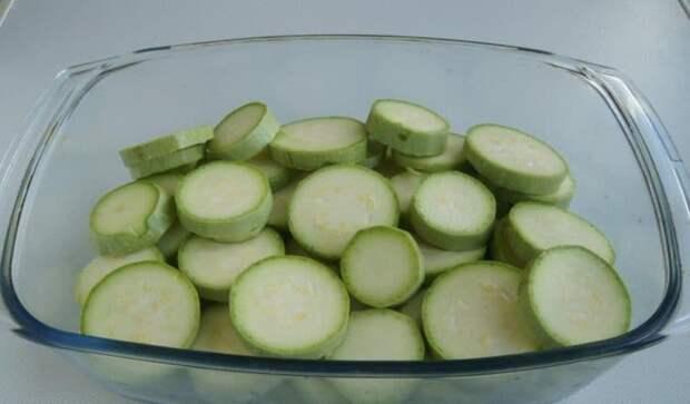 Салат из Кабачков по-алжирски – неординарная, очень вкусная Закуска!