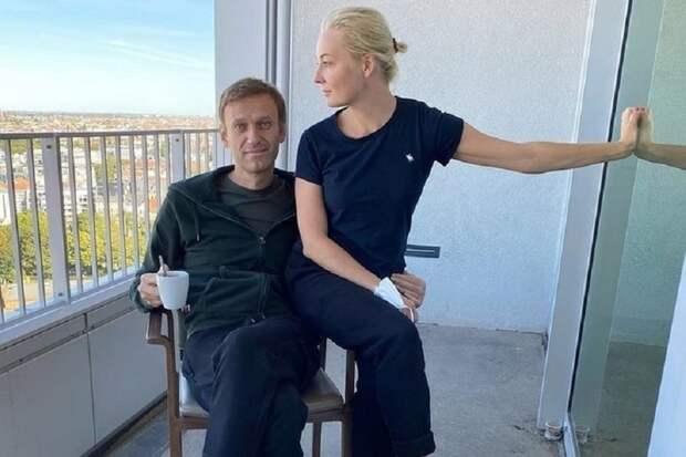 Так где Навальный? – В клинике «Шарите» не оказалось балконов