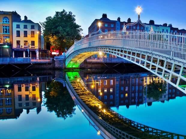 отдых летом цены в Дублине