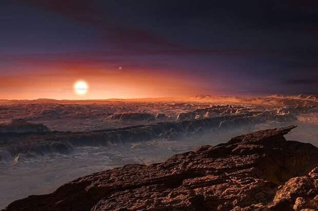 """В NASA показали невероятное """"фото"""" ближайшей к Земле планеты, где может существовать жизнь"""