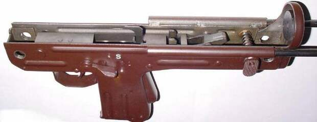 Пистолет-пулемёт FMK-3 (Аргентина)