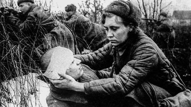 Великая Отечественная глазами женщин-фотографов