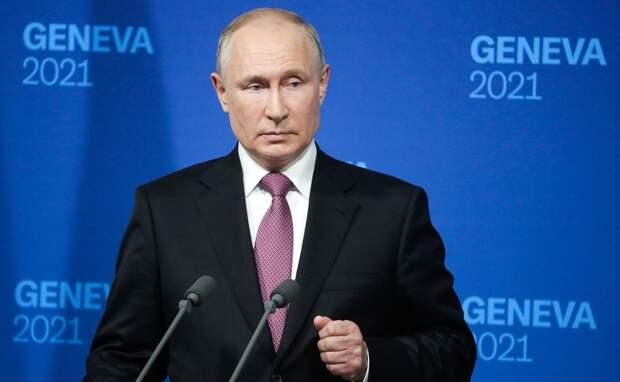 Американцы объяснили внезапную популярность Путина в США