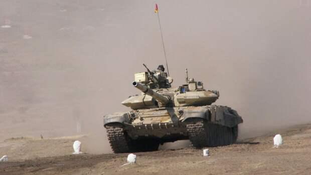 Аналитик NI объяснил, почему Т-90 остается на вооружении ВС РФ и других армий мира