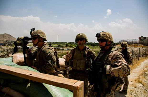 Силы США покинули Афганистан