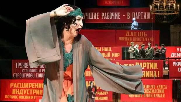 Услышит ли наша власть деятелей ещё советского искусства?