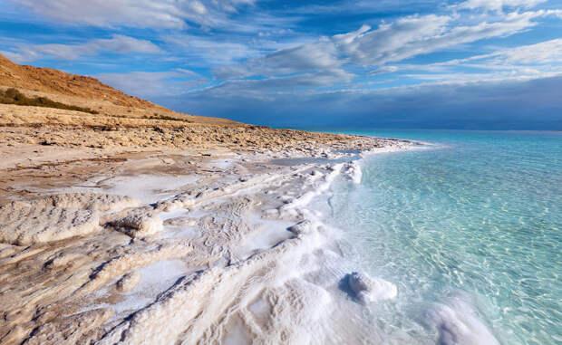 5 самых соленых местана Земле