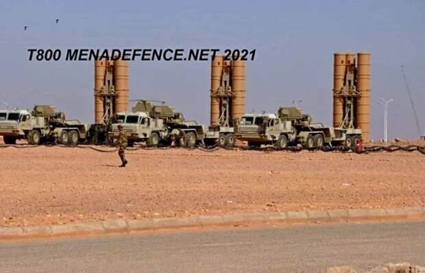 Military Watch: США сымитировали атаку на Алжир из-за российских ЗРК С-400