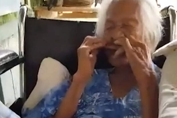 Родившаяся вXIXвеке женщина раскрыла секрет долголетия