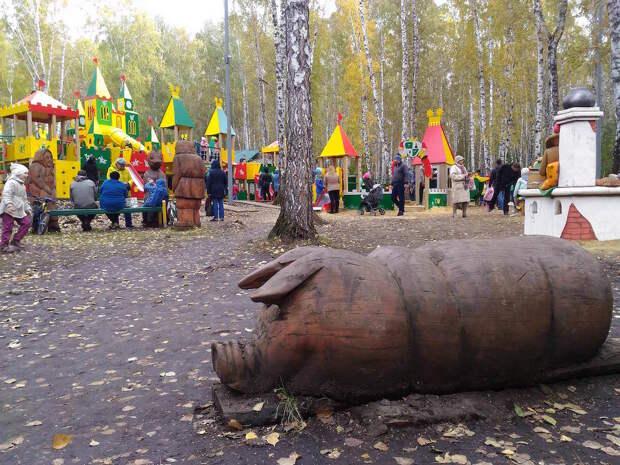 Позорище за 20 млн рублей