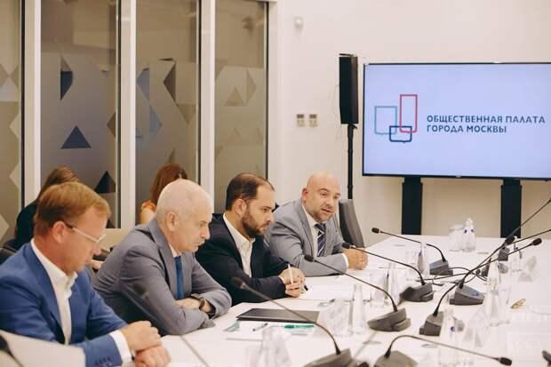 Баженов: необходимо усовершенствовать законодательство в сфере кибербезопасности. Фото: Пресс-служба Общественной платы Москвы