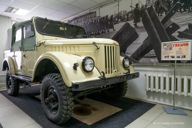 Первый в мире кроссовер был сделан в СССР. Полноприводная «Победа» М-72