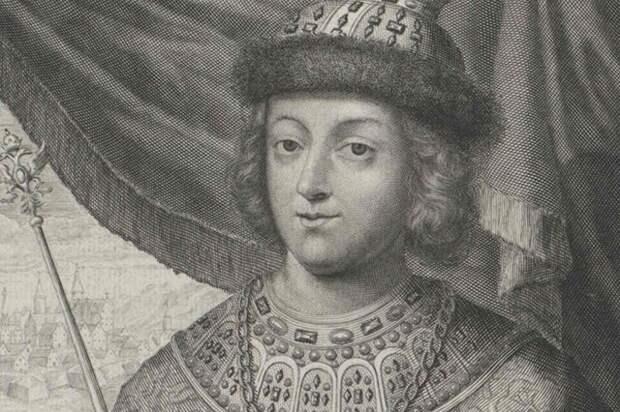Фёдор Алексеевич Романов.