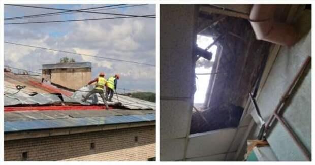 Хозяин решил сэкономить и не платить строителям, но те придумали достойный ответ (2 фото)