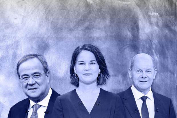 В честности выборов в Германии могут сомневаться только радикалы — западные СМИ