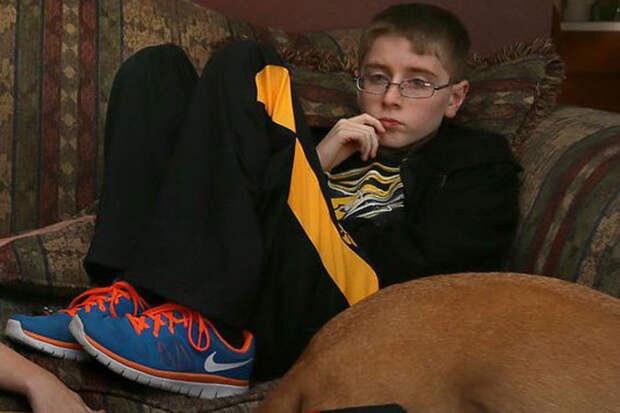 12-летний мальчик ничего не ел целый год