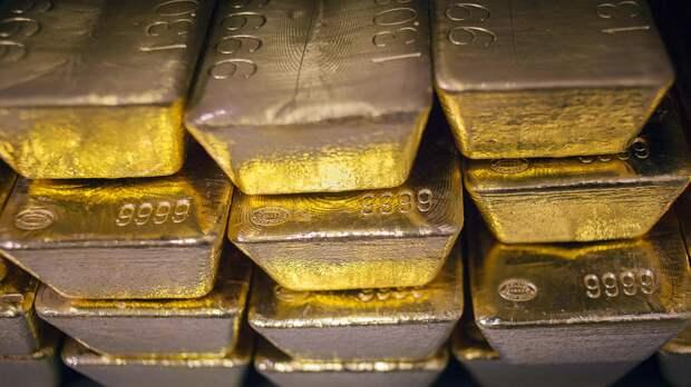 Эксперт прокомментировал рост цен на золото