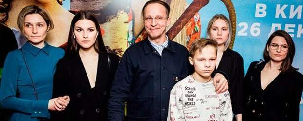 24-летняя дочь Охлобыстина выходит замуж
