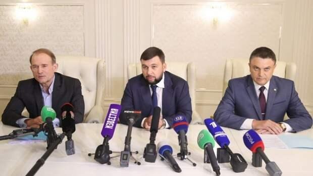Украина и Донбасс начинают договариваться без Зеленского