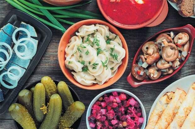 Особенности русской кухни. Что такое щучина и сименуха?
