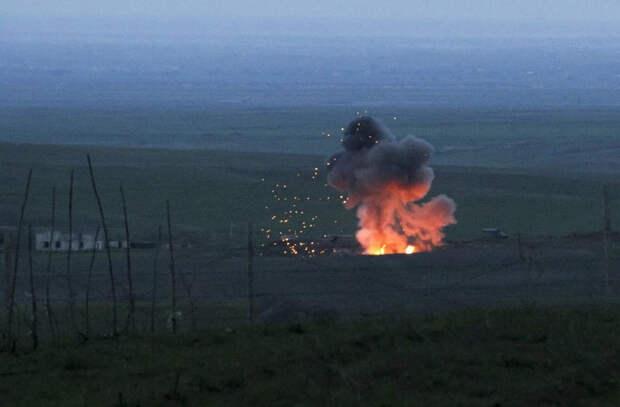Еще двое азербайджанцев подорвались на мине в Карабахе