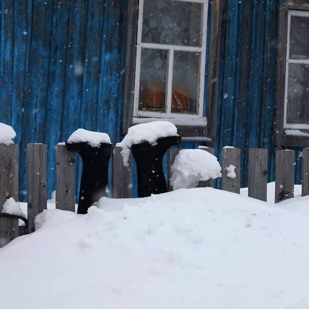6. У местных свои шутки деревня, детство, ностальгия, русская деревня, фото