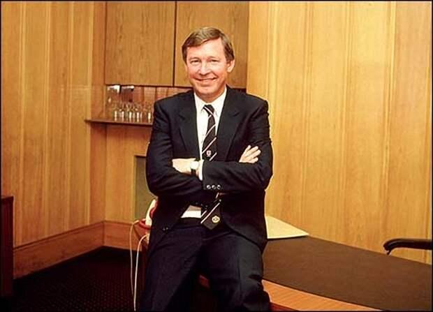 003 Алекс Фергюсон: Самый титулованный тренер Манчестер Юнайтед