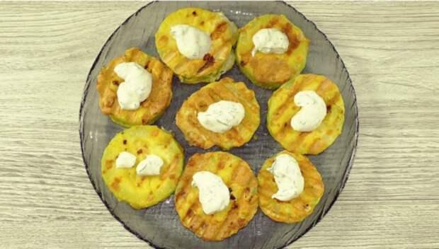 Кабачки «По-Деревенски»: мой самый любимый с детства рецепт. Просто и вкусно!