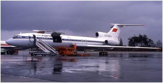 Ту-154С (1982г.)