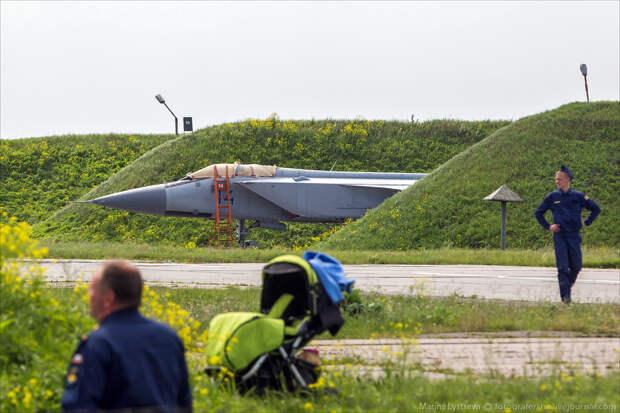 МиГ-31 в Перми
