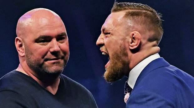 Макгрегор: «Наверное, я даже богаче Дэйны, но я хочу быть в UFC. Не пытайтесь избавиться от меня»