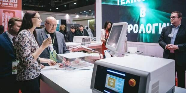 На ассамблее «Здоровая Москва» обсудили цифровизацию здравоохранения. Фото: mos.ru