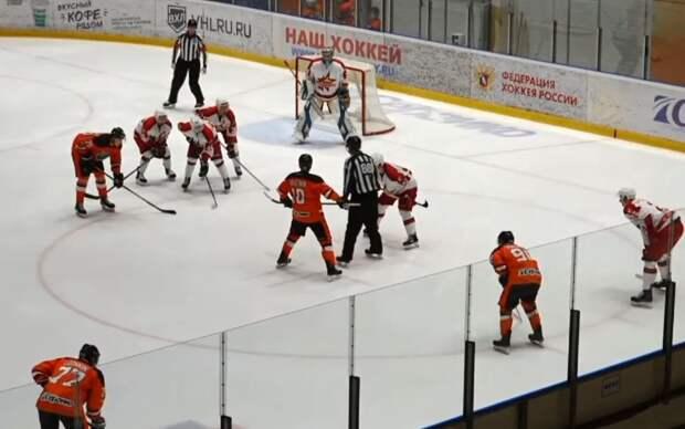 Хоккеисты «Ижстали» проиграли на выезде ангарскому «Ермаку»