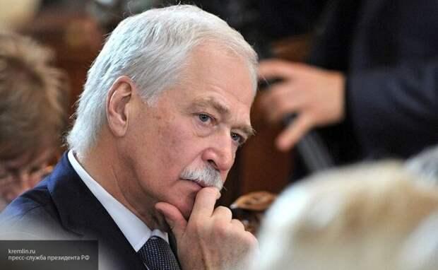 Грызлов предупредил о последствиях, если Украина продолжит переписывать «Минск-2»