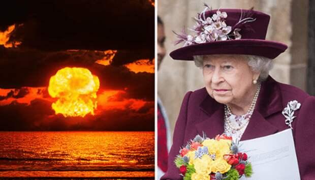 Королева предупреждает вассалов о скорой войне и рекомендует выбирать стороны?