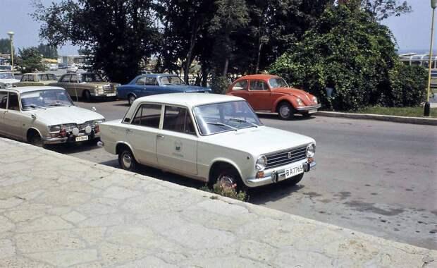 11 автомобилей, среди которых ни одного ВАЗа