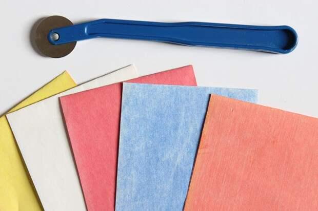 Способы разметки деталей выкройки на ткани